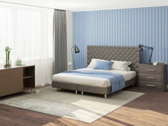 Купить кровать Proson Paris Boxspring Elite